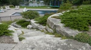 Hardscape Design Oakland County MI - Brick Pavers | Landscape Gardens - Austin-pool
