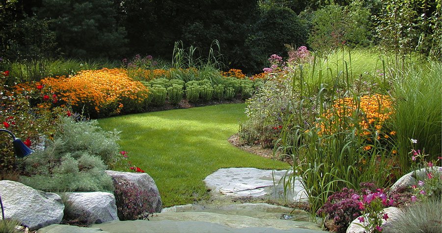 Quality Garden Design Around Clarkston MI | Landscape Gardens - btndesign