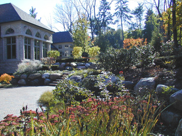 Landscape Design West Bloomfield MI - Landscaping Installation  - landscape-design-and-installation